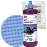 ซื้อ 3M 06068 Perfect It Ultrafine Machine Polish น้ำยาขัดเงาสีฟ้า 946 มล 05733 8 โฟมขัดเงาละเอียด 8นิ้ว สีฟ้า X1ชิ้น ถูก
