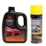 ขาย 3M ผลิตภัณฑ์ล้างรถผสมแว๊กซ์ 1ลิตร 9886 น้ำยาลบคราบยางมะตอยและคราบกาว 473 มล Asphalt Adhesive Remove Car Wash With Wax 1000Ml ออนไลน์