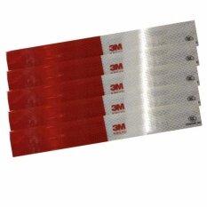 ซื้อ 3M สติ๊กเกอร์สะท้อนแสง 983 Diamond Grade Usa แพ็คละ 5 ชิ้น ถูก ใน Thailand