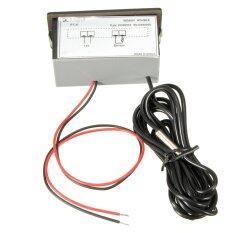 ซื้อ เครื่องวัดอุณหภูมิดิจิตอลจอ Led แบบผัง ขนาด 12 โวลต์ ออนไลน์ ถูก