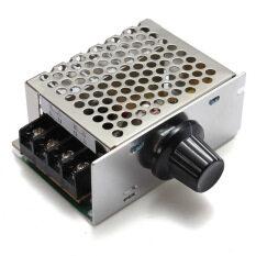 ขาย 4000W High Power Scr Electronic Volt Regulator Speed Controller Ac 220V Unbranded Generic เป็นต้นฉบับ