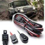ขาย 40A 2 5M Led Work Light Bar Cable Car Auto Off Road Driving Fog Light Wiring Loom Harness Kit With On Off Switch Dc12V Intl Unbranded Generic
