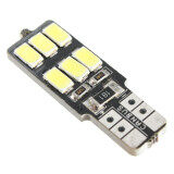 ทบทวน 4Pcs 3 2W T10 5630 12 Smd 250Ma 240Lm 6000K 6500K Car Light Pure White Led Light New Unbranded Generic