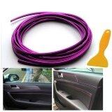 ขาย เส้นขอบตกแต่ง รถยนต์ เส้นตัดขอบ ได้ทั้งภายในและภายนอก ขนาด ยาว 5 เมตร สีม่วง Plating Purple Decorative Flexible Stripcar Interior Exterior Decorative Flexible Strip Itp ผู้ค้าส่ง
