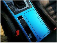 โปรโมชั่น 50 152Cm Car Sticker Fiber Color Change Film Vinyl Wrapping Plating Matte Chrome Ice Film Waterproof Car Motocycle Phone Laptop Unbranded Generic