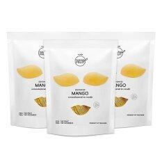 โปรโมชั่น นานาฟรุ้ต มะม่วงอบแห้ง ขนาดซอง 50กรัม แพ็ค3 ซอง Nana Fruit ใหม่ล่าสุด