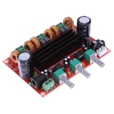 ราคา 50W 2 100W 2 1 Channel Digital Subwoofer Power Amplifier Board Dc12V 24V Intl เป็นต้นฉบับ