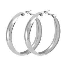 ราคา 555Jewelry 316L Earrings ต่างหู รุ่น Mnc Er398 A Steel ต่างหู ต่างหูแฟชั่น ต่างหูหนีบ ต่างหูทอง ต่างหูเงิน ต่างหูผู้หญิง ออนไลน์