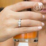 โปรโมชั่น 555Jewelry 316L Ringแหวนผู้หญิง รุ่นSri 043 Wh สีsteel R78 แหวนผู้หญิง แหวนคู่ แหวนคู่รัก เครื่องประดับ แหวนผู้ชาย แหวนแฟชั่น ถูก