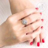 ซื้อ 555Jewelry 316L Ringแหวนผู้หญิง รุ่นSsri 058 Wh สีsteel แหวนผู้หญิง แหวนคู่ แหวนคู่รัก เครื่องประดับ แหวนผู้ชาย แหวนแฟชั่น ถูก ใน ไทย