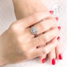 ขาย ซื้อ 555Jewelry 316L Ringแหวนผู้หญิง รุ่นSsri 058 Wh สีsteel แหวนผู้หญิง แหวนคู่ แหวนคู่รัก เครื่องประดับ แหวนผู้ชาย แหวนแฟชั่น ใน ไทย