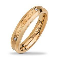 ซื้อ 555Jewelry แหวน รุ่น Mnr 354T C Pink Gold แหวนผู้หญิง แหวนคู่ แหวนคู่รัก เครื่องประดับ แหวนผู้ชาย แหวนแฟชั่น ใหม่ล่าสุด