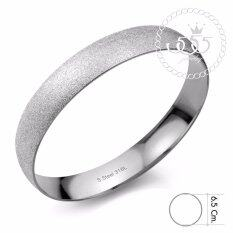 555Jewelry กำไลสำหรับสุภาพบุรุษและสุภาพสตรี รุ่น Fsbg22 1 สี Steel สร้อยข้อมือ สร้อยข้อมือผู้หญิง สร้อยข้อมือคู่ สร้อยข้อมือทอง กำไลข้อมือหญิง ข้อมือสแตนเลส ใหม่ล่าสุด