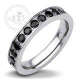 ขาย 555Jewelry แหวน รุ่น Mnc R143 B Steel แหวนผู้หญิง แหวนคู่ แหวนคู่รัก เครื่องประดับ แหวนผู้ชาย แหวนแฟชั่น ถูก ไทย