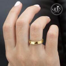 ซื้อ 555Jewelry แหวน รุ่น Mnc R329 B Yellow Gold แหวนคู่รัก แหวนคู่ แหวนผู้ชายเท่ๆ แหวนแฟชั่นชาย แหวนผู้ชาย แหวนของผู้ชาย 555Jewelry ออนไลน์