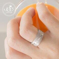 ซื้อ 555Jewelry แหวน รุ่น Mnc R363 A สี Steel แหวนผู้หญิง แหวนคู่ แหวนคู่รัก เครื่องประดับ แหวนผู้ชาย แหวนแฟชั่น ไทย