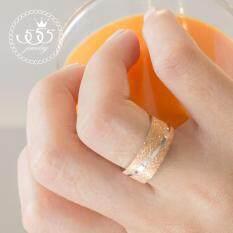 ขาย 555Jewelry แหวน รุ่น Mnc R363 C สี Pink Gold แหวนผู้หญิง แหวนคู่ แหวนคู่รัก เครื่องประดับ แหวนผู้ชาย แหวนแฟชั่น ออนไลน์ ไทย