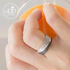 ราคา 555Jewelry แหวน รุ่น Mnc R363 D สี Black แหวนคู่รัก แหวนคู่ แหวนผู้ชายเท่ๆ แหวนแฟชั่นชาย แหวนผู้ชาย แหวนของผู้ชาย ใหม่