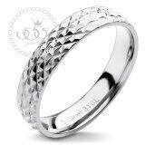 ขาย 555Jewelry แหวน รุ่น Mnc R406 A สี Steel แหวนคู่รัก แหวนคู่ แหวนผู้ชายเท่ๆ แหวนแฟชั่นชาย แหวนผู้ชาย แหวนของผู้ชาย 555Jewelry ใน ไทย