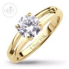 ราคา 555Jewelry แหวน รุ่น Mnc R554 B R44 แหวนผู้หญิง แหวนคู่ แหวนคู่รัก เครื่องประดับ แหวนทองผู้หญิง แหวนแฟชั่น 555Jewelry เป็นต้นฉบับ
