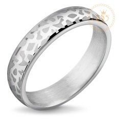 ราคา 555Jewelry แหวน รุ่น Mnc R563 A Steel แหวนผู้หญิง แหวนคู่ แหวนคู่รัก เครื่องประดับ แหวนผู้ชาย แหวนแฟชั่น ถูก
