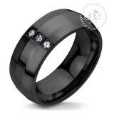 ขาย 555Jewelry แหวน รุ่น Mnr 036T B สี Black แหวนคู่รัก แหวนคู่ แหวนผู้ชายเท่ๆ แหวนแฟชั่นชาย แหวนผู้ชาย แหวนของผู้ชาย ไทย ถูก