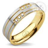 ส่วนลด 555Jewelry แหวนเเฟชั่น รุ่น Mnr 292T B Yellow Gold R24 แหวนผู้หญิง แหวนคู่ แหวนคู่รัก เครื่องประดับ แหวนทองผู้หญิง แหวนแฟชั่น สมุทรปราการ