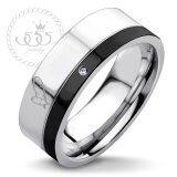 ขาย 555Jewelry แหวน รุ่น Mzr 1010 B S Black แหวนคู่รัก แหวนคู่ แหวนผู้ชายเท่ๆ แหวนแฟชั่นชาย แหวนผู้ชาย แหวนของผู้ชาย 555Jewelry เป็นต้นฉบับ