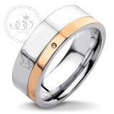 ทบทวน 555Jewelry แหวน รุ่น Mzr 1010 C S Pink Gold แหวนผู้หญิง แหวนคู่ แหวนคู่รัก เครื่องประดับ แหวนผู้ชาย แหวนแฟชั่น