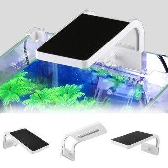 5W LED Brightness Aquarium Light Fish Tank Lamp Plants Grow Lighting Clip-on - intl