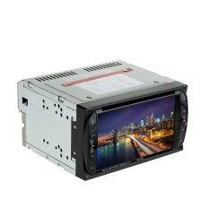 ราคา 6 2 Universal 2 Din Hd Car Stereo Dvd Player Bluetooth Radio Entertainment Touch Screen Fm Radio Usb Port Intl ออนไลน์