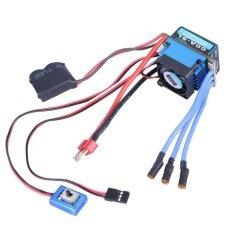 60a รถ Auto ใช้ Supply ไม่แปรงถ่านไฟฟ้าสำหรับ (esc) 1:10 รถแข่ง - Intl By Electronicity.