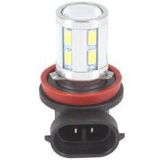 ส่วนลด 650Lm H11 1X Cree Q5 Led 12X Smd 5730 Led Vehicle Signal Reverse Light Intl Unbranded Generic ใน จีน