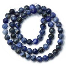 ขาย 6Mm Natural Sodalite Jewelry Making Round Loose Bead Strand 15 ถูก