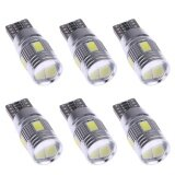 ขาย 6Pcs Car Led Lights Canbus T10 5630 6Smd Decoding W5W Show Wide Lights Intl Vakind