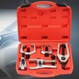 ราคา 6Pcs Front End Service Tie Rod Tool Kit Ball Joint Separator Pitman Arm Puller Intl ที่สุด