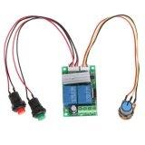 ซื้อ 6V 24V 3A Dc Motor Speed Control Controller Pwm Regulator Reversible Switch Intl