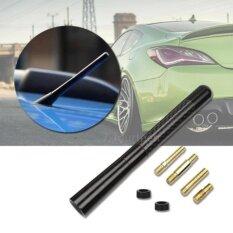 ขาย 7 Fourteen เสาอากาศวิทยุรถยนต์แบบสั้น 12 Cm Car Carbon Fiber Am Fm Radio Antenna Black ออนไลน์ กรุงเทพมหานคร