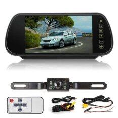 ส่วนลด 7 Inch Digitial Lcd Screen With Bluelight Monitor For Parking Backup Camera Intl Unbranded Generic