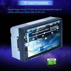 ขาย 7 Touch Screen 2 Din Bluetooth Car In Dash Stereo Mp5 Radio Player 1080P Intl จีน