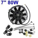 7Inch 12V 80W Slim Reversible Electric Radiator Cooling Fan Push Pull Kits Intl Unbranded Generic ถูก ใน จีน