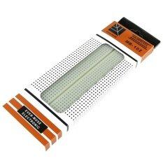 โฟโต้บอร์ด บอร์ดทดลองวงจรอิเล็กทรอนิกส์ 830 ช่องต่อ Breadboard .