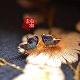 ขาย สมัยโบราณเงินสเตอร์ลิงคลาสสิกทองผีเสื้อเคลือบฟัน ออนไลน์ ฮ่องกง
