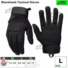 ขาย Abc Blackhawk ถุงมือมอเตอร์ไซค์ Tactical ถุงมือเต็มนิ้ว ถุงมือหนัง เรโทร ถุงมือทหาร ถุงมือยิงปืน กันกระแทก ระบายอากาศ สีดำ สีเขียวทหาร M L Xl Blackhawk ผู้ค้าส่ง