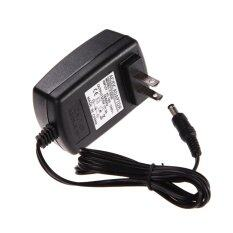 ซื้อ Ac 100 240V Converter Adapter Dc 5 5 X 2 5Mm 5V 3A 3000Ma Charger Us Plug Black ออนไลน์
