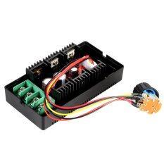 ซื้อ ปรับได้ 10 ระดับ 50โวลต์ 40 Amps 2000วัตต์ความเร็วมอเตอร์ดีซี Hho Pwm อาร์ซีคอนโทรลควบคุม ถูก