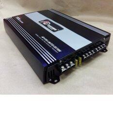 แอมป์ 4 Ch ขับกลางแหลม 500W Ad Audio รุ่น Ad 4100 Limited Edition กรุงเทพมหานคร