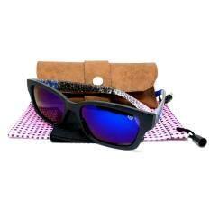 ซื้อ แว่นกันแดด Spy Plus ลายสีน้ำเงิน กรอบดำ เลนส์น้ำเงิน Cheappyshop ออนไลน์