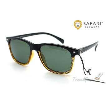 แว่นกันแดดเลนส์ Polarized Safari รุ่น LP-7054
