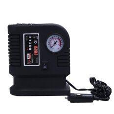 ราคา Air Compressor Portable Pump 250 Psi Auto Car Suv Tire 12V Volt 3 Adapter ใหม่ล่าสุด